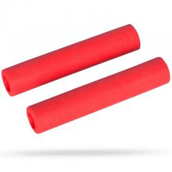 PRO Silicone XC czerwone chwyty 30mm/130mm
