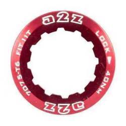A2Z - nakrętka kasety Shimano/Sram 11T czerwony