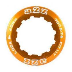 A2Z - nakrętka kasety Shimano/Sram 11T pomarańczowy