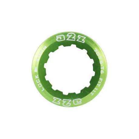 A2Z - nakrętka kasety Shimano/Sram 11T zielony