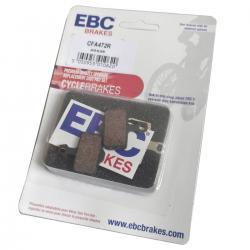 AVID ELIXIR SRAM LEVEL klocki żywiczne wzmacniane EBC CFA472R