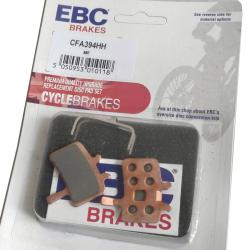 AVID JUICY BB7 klocki metaliczne EBC CFA394HH