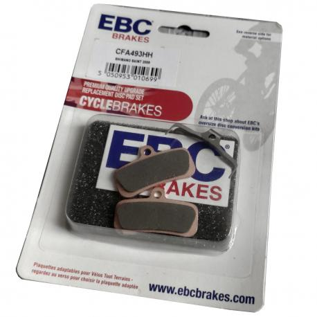 SHIMANO SAINT ZEE M810 klocki metaliczne EBC CFA493HH