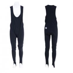 Długie spodnie zimowe BIEMME na szelkach Wkładka XXL/XL