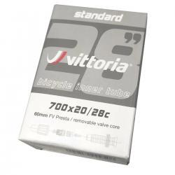 VITTORIA LITE dętka szosowa 700x20/28c presta 60mm
