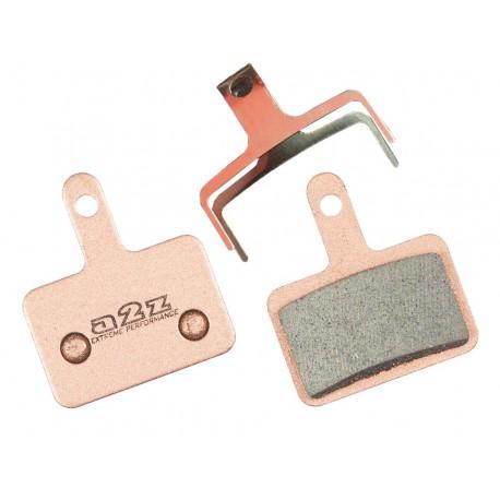 Klocki metaliczne do SHIMANO Deore M575, TEKTRO Orion, Auriga, Draco