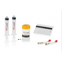 PROMAX 905 Q3 -zestaw do odpowietrzania hamulców z płynem