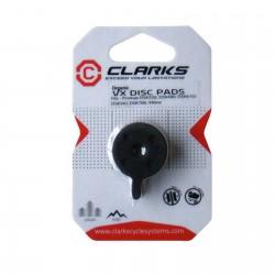 PROMAX DSK700 320 400 XNine klocki hamulcowe CLARKS