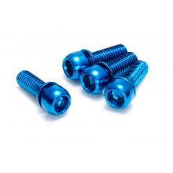 REVERSE - śruby do hamulców - M6x18 niebieskie