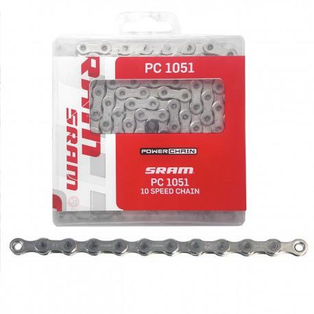 SRAM PC-1051 łańcuch do napędów 10 rzędowych 114 ogniw