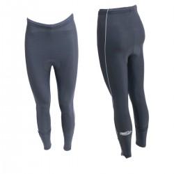Rowerowe spodnie zimowe długie BIEMME bez szelek